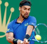 Barcelone: Fognini forfait