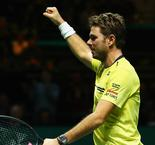 Wawrinka Ends 20-Month Wait For Final To Book Monfils Showdown