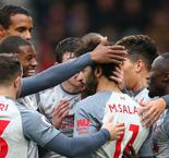 The lucky ones - Mourinho assesses Liverpool's title charge