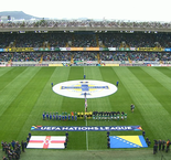 UEFA Nations League: Northern Ireland 1 Bosnia-Herzegovina 2