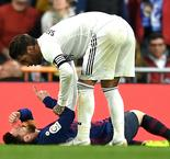 Ramos Down On LaLiga Hopes After Clasico Loss, Denies Blame Over Messi Clash