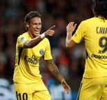 Neymar enjoys dream debut as PSG wins big