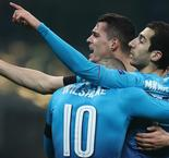 AC Milan 0 Arsenal 2: Mkhitaryan's first goal lifts Gunners gloom