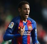 Neymar open to Premier League move