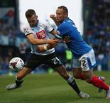 Portsmouth 2, Derby County 1: Highlights