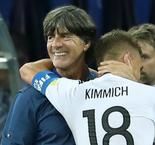 "Low ""Full Of Praise"" For Kimmich"