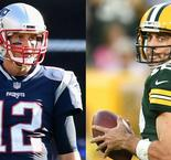 Brady, Rodgers inspire comebacks for Pats and Packers
