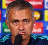 Mourinho's fiery exchange with reporter