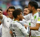 Late Hector Moreno Header Clinches Point for Mexico against Portugal