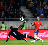 Chile beat Haiti 2-1 before traveling to Brazil for the Copa America 2019