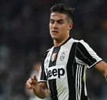Juventus striker Dybala off injured at Sampdoria