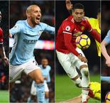 United v City: Otamendi but no Lukaku in our combined Manchester XI