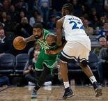 NBA : Les Celtics foncent en Playoffs