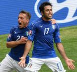 Giaccherini: Italy's late winner showed 'cojones'