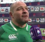 Best almost speechless after Ireland victory