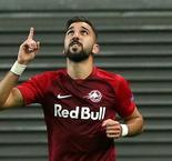 Salzburg 3 Celtic 1: Dabbur double sees hosts come from behind in Group B