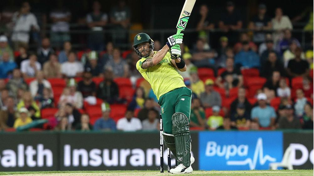 Avoid confrontation with Kohli, du Plessis tells Australia