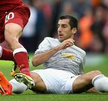 Mkhitaryan left out by Manchester United amid Arsenal talk