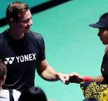 Man behind Naomi Osaka's rise wins WTA Coach of the Year