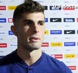 Pulisic: Being USA Captain Is the Biggest Honor in the World
