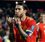 Ramos penalty gets Spain up and running