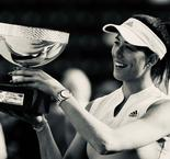 Garbine Muguruza Defends Monterrey Crown