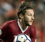 Liverpool suffers Lallana injury blow
