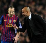 Iniesta: Manchester City Was Never An Option