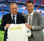 Hazard Happy To Let Ramos Stay On Penalties And Modric Keep No. 10 For Real Madrid
