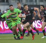 Saracens still not safe as Scarlets battle through