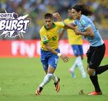 Sports Burst - Neymar Faces Best Frenemy Cavani