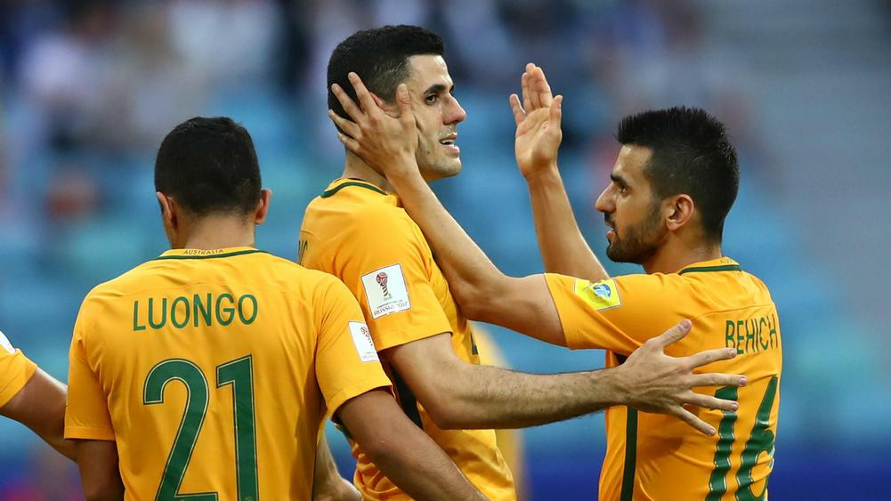 Australia 'showed more patience' in draw with Cameroon - Mark Milligan