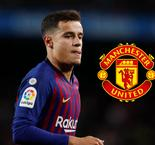 Report: Manchester United Considering Coutinho Move