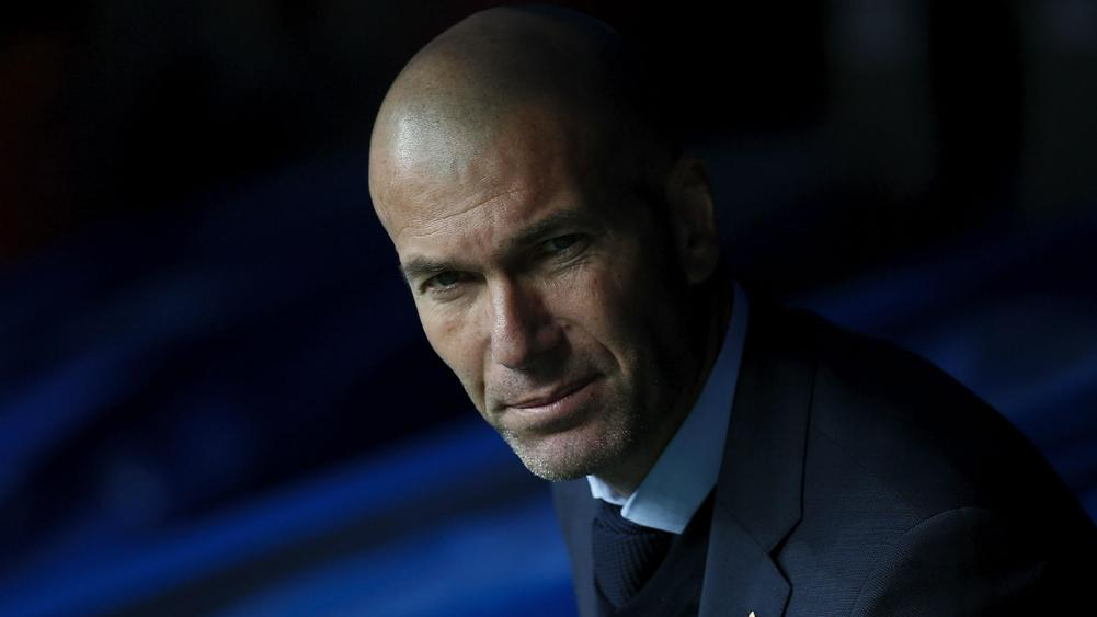 Sports World: Zidane pens deal to stay at Real till 2020