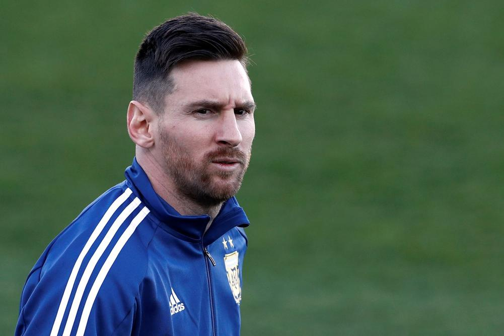 Lionel Messi Returns To Argentina Starting XI