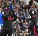 Wenger's woe deepens as Brighton beats Arsenal