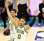 NBA : Le hold-up de Tatum dans le Skills Challenge