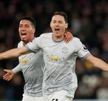 Matic Seals Comeback Win for Man United at Crystal Palace