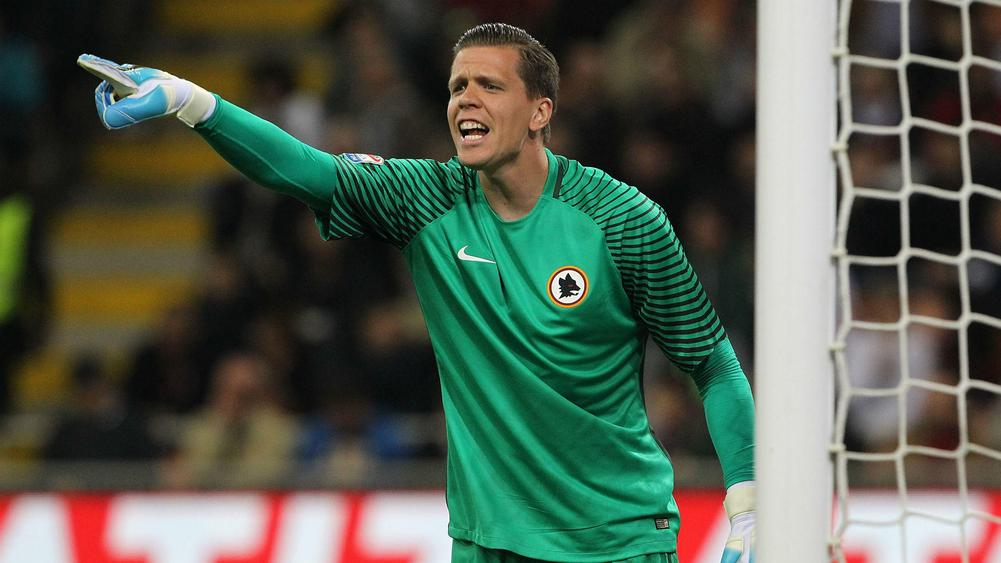 Szczesny Arrives At Juventus For Medical