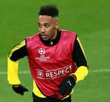 """Wenger: """"Nothing Is Happening"""" With Aubameyang"""