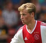 De Jong fit to face Real Madrid, confirms Ajax boss Ten Hag