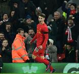 Woodburn makes history in Liverpool win