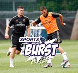 Sports Burst - New Look For Los Blancos