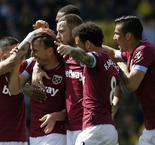 Noble at the double as Hammers secure top-10 spot