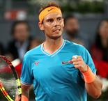 Nadal Destroys Wawrinka To Reach Madrid Semifinals