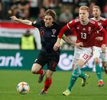 World Cup finalists Croatia slump to Hungary defeat