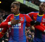 Crystal Palace 1 West Ham 1: Zaha claims late point