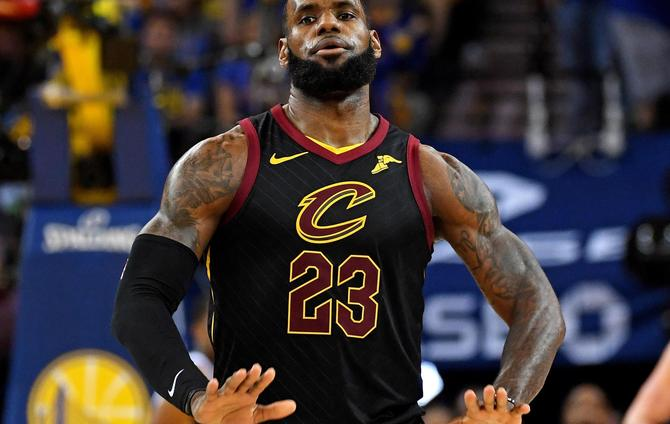 LeBron: I'll Never Give Up On J.R. Smith