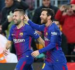 Messi and Alba are 'better than ever' - Valverde
