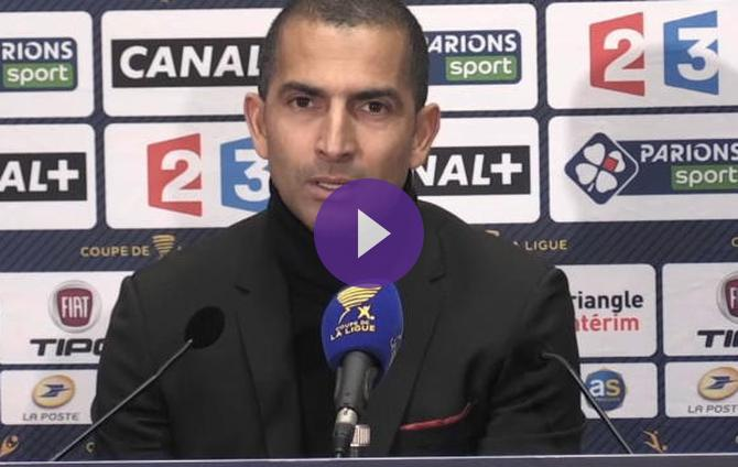 Coupe de la ligue lamouchi cette quipe a t h ro que - Resultat coupe de la ligue en direct ...